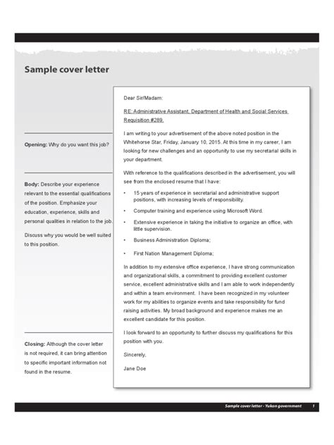 Cover Letter Exle For Opening by Professional References Template 5 Free Templates In Pdf