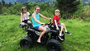 Tao Tao Chinese Quad Atv Review  150cc  125cc  110cc