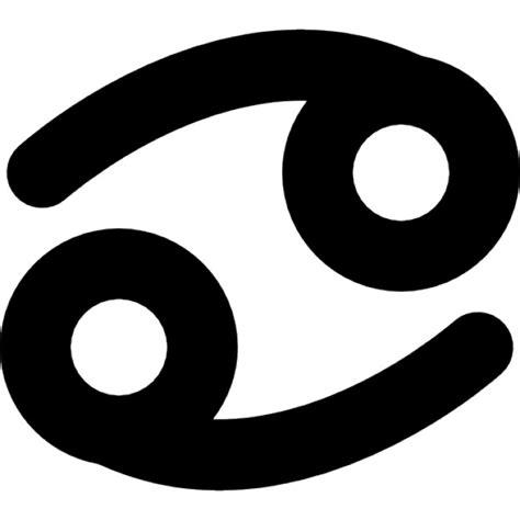 sternzeichen krebs symbol sternzeichen krebs symbol der kostenlosen icons