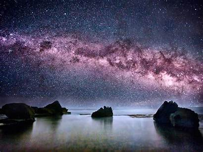Milky Galaxy Way Galaxies