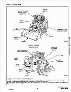 Bobcat S130 Skid Steer Loader Service Repair Workshop