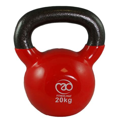 fitness mad 20kg bell kettle sweatband
