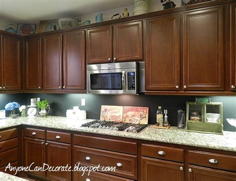 painted backsplash ideas kitchen 13 kitchen backsplash ideas that aren t tile 3965