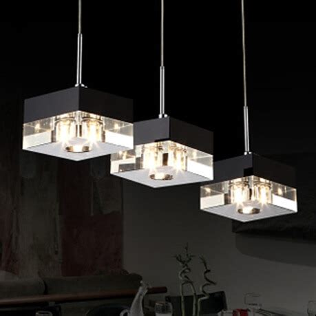 stainless steel kitchen pendant lighting iwhd k9 fashion modern led pendant lights 8260