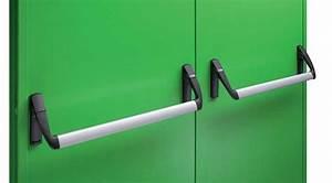 Barre Anti Panique : kit barre anti panique porte coupe feu ninz kit barre anti ~ Melissatoandfro.com Idées de Décoration