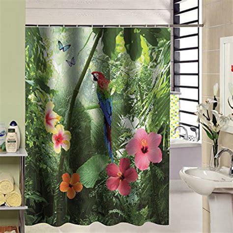 180 x 210cm new arrival waterproof fabric parrot design 3d