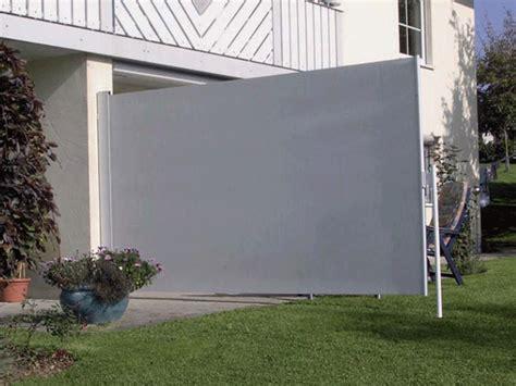 Wind Sichtschutz Terrasse by Die Seitenmarkise Als Sichtschutz Windschutz Und