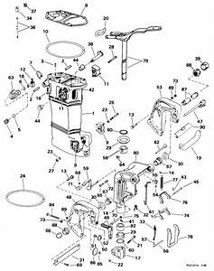 Evinrude Midsection