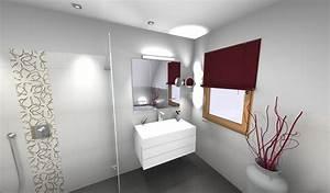 Moderne Badezimmer Ideen : moderne badezimmer dachschrage ihr traumhaus ideen ~ Michelbontemps.com Haus und Dekorationen