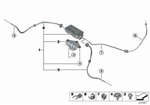 Bmw X5 Actuator With Control Unit - 34436874220