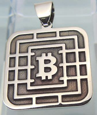 This helps to build confidence that this token will be scarce in the. bitcoin Your personal QR wallet in Pendant Jewelry 925 sterling silver (c617) | Bitcoin, Bitcoin ...