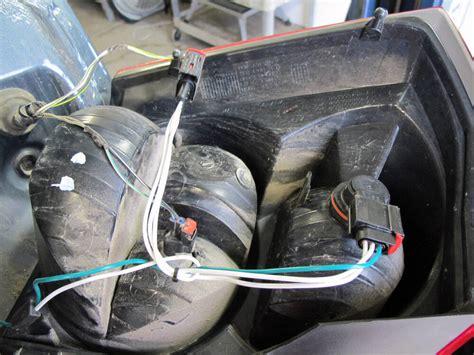Trailer Wiring Harness Installation Dodge Grand