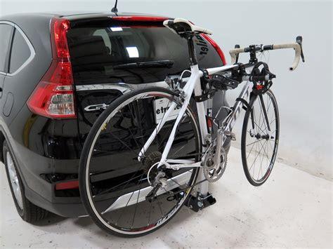 bike rack honda crv 2012 honda cr v rola tx 102 2 bike rack for 1 1 4 quot and 2