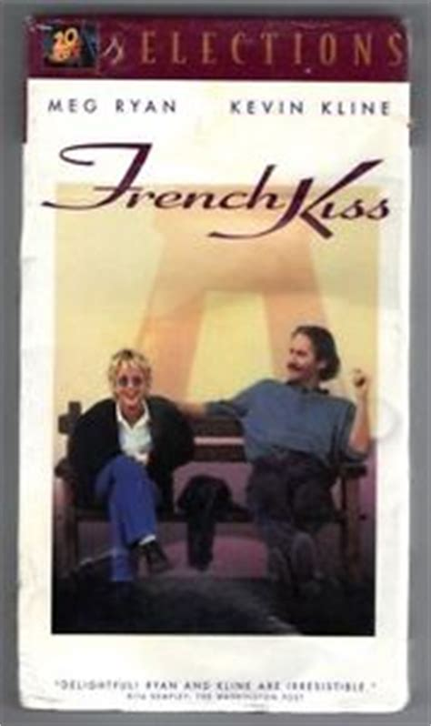 timothy hutton kevin kline french kiss new vhs meg ryan kevin kline timothy hutton