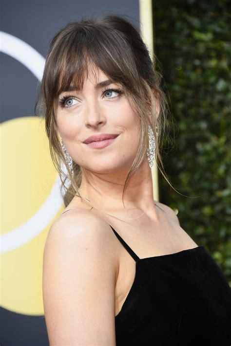 Dakota Johnson – Golden Globe Awards 2018