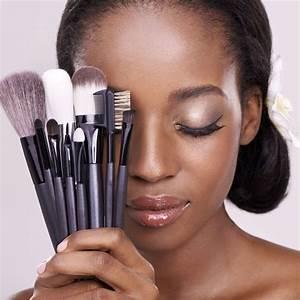 Astuce De Maquillage Pour Les Yeux Marrons : vid o astuce maquillage pour les femmes de teint noir ~ Melissatoandfro.com Idées de Décoration