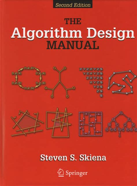 the algorithm design manual algorithms and datastructures