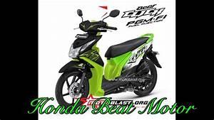 Honda Beat Motor Blast New Fi