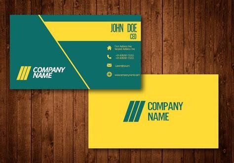 creative business card   vectors clipart