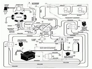 Briggs And Stratton 11 Hp Ic Solenoid Wiring Diagram