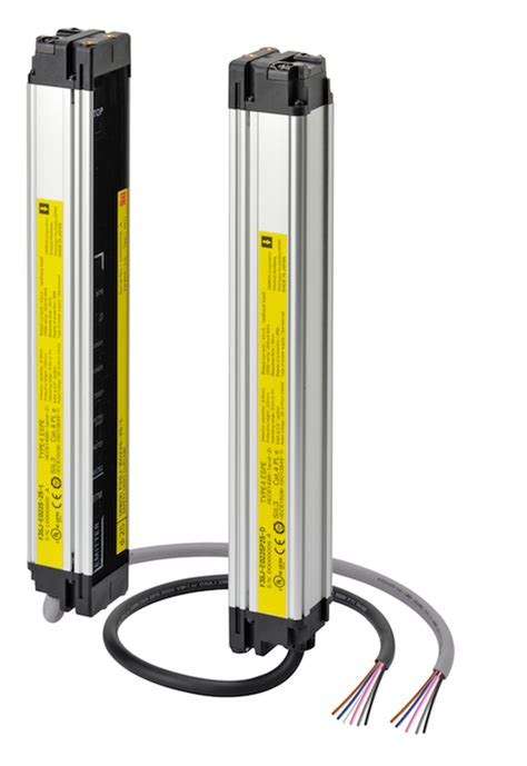 f3sj e safety light curtains from omron
