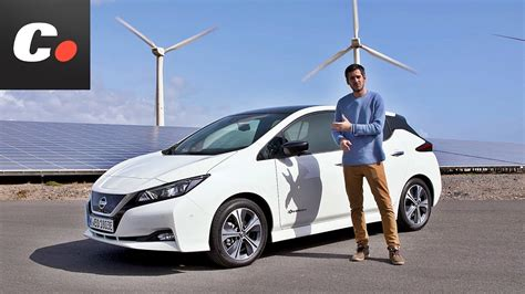 nissan leaf  primera prueba test review en