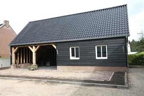 Eiken Schuur Ulvenhout by Homeproof Projecten
