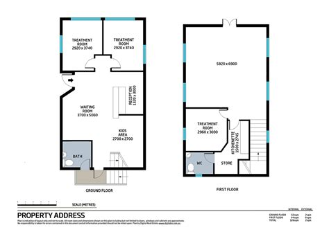 a floor plan commercial estate floor plans digital estate