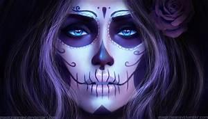 Dia de los Muertos by MagicnaAnavi on DeviantArt