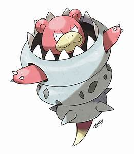 Mega Slowbro by Tomycase on DeviantArt