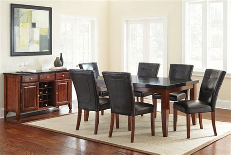 dallas designer furniture bello dining table set with