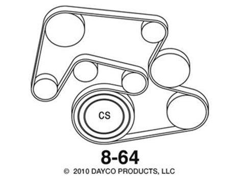 Solved Serpentine Belt Diagram For Nissan Frontier