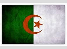 Algeria Flag 4K HD Desktop Wallpaper for 4K Ultra HD TV