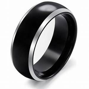 15 best collection of mens black onyx wedding rings With black onyx wedding ring