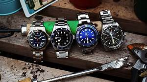 10, Of, The, Best, Affordable, Daily, Desk, Dive, Watches, For, Men