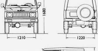 Suzuki Samurai Dimensions by Mysuzuki 4x4 How Is New Suzuki Jimny Compared To Sj410