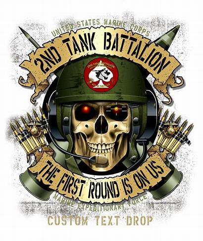 2nd Tank Battalion Marines Usmc Marine Police