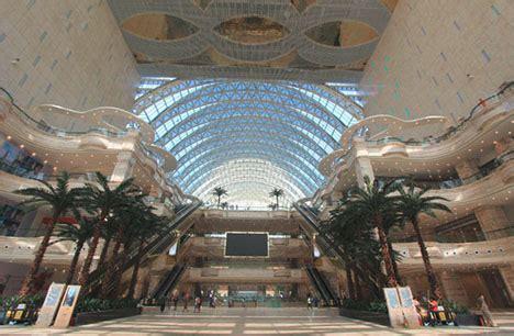 million sq ft worlds biggest building opens  china urbanist