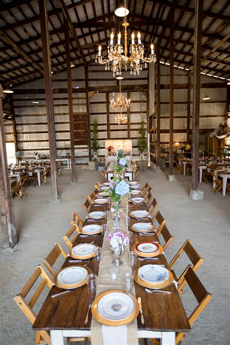 rustic romance barn prom  vchs  vintage rentals