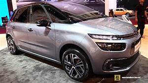 Citroen C4 2017 : 2017 citroen c4 picasso exterior and interior walkaround 2016 paris auto show youtube ~ Gottalentnigeria.com Avis de Voitures