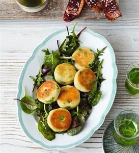 Schnelles Abendessen Für Gäste : kartoffel buletten mit blattsalaten rezept essen und trinken ~ Markanthonyermac.com Haus und Dekorationen