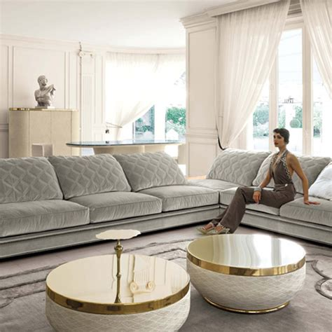 high  italian furniture designer luxury collections