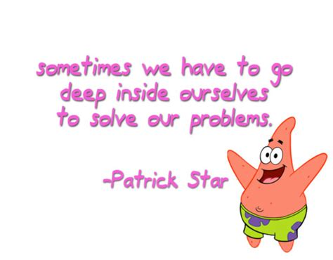 Spongebob Inspirational Quotes