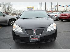 2008 Pontiac G6 Black GT Coupe Used Car Sale