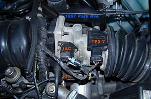 Help Identify Throttle Body Components - Gm Forum