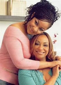 Raven Symone And Her Mother Lydia Mothers U0026 Daughters