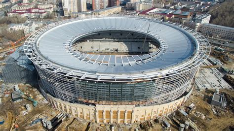World Cup stadiums improving day by day - FIFA.com