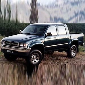 Toyota Hilux Workshop Manual 1997-2005