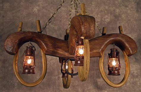 Rustic Light Fixtures Western All About House Design