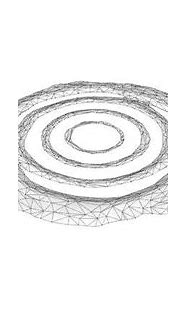 Large preview of 3D Model of Water Ring 04 | Rings, Water ...